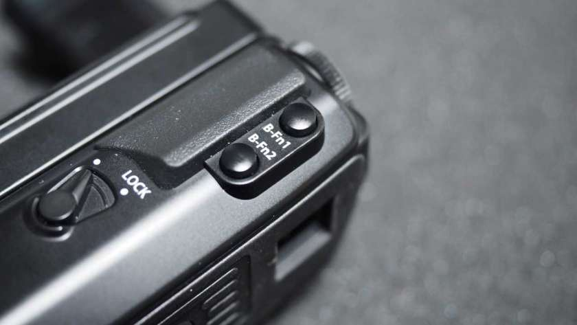 HLD-6P のファンクションボタン。