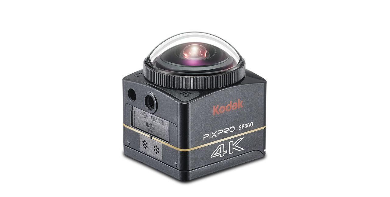 Kodak PIXPRO SP360 4K の製品イメージ